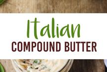 Compound butter