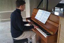 Pianoles / Pianoles in Driebergen, Doorn & Maarn. Informatie: www.polacca.nl of: mathieudpolak@hotmail.com