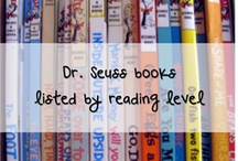 Read across America Ideas for Teachers / Ideas, lessons and freebies for all grades to celebrate Dr. Seuss books and the love of reading. / by Teaching Blog Addict