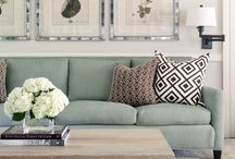 LIVING Rooms / by Crystal Sifton