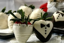 "Wedding ""I Do's"" / Wedding Ideas for Bridal Showers, Bouquets &  Invitations Along with Cute Themes!! / by Patti B"