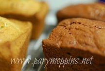 Pary Moppins' Bread Recipes / All types of breads, biscuits, scones, muffins, etc. from www.parymoppins.net