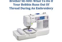 Brother 400 Embroidery Ideas