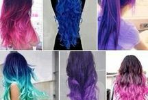 Cool way to dyi you hair