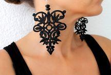 Lace Jewelry