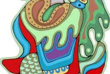 Art: First Nations/ North America / by Honor Bales