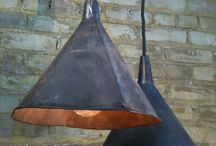 Awesome Repurposed / Recycled Lighting / by Shed to Hand