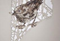 print birds