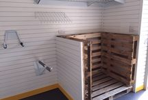 Garage Ideas / Looking for ideas for your garage?  We provide bespoke storage tailored to your lifestyle and here are just a few of the storage dilemma's we've helped solve.