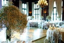 Wedding arrangement ideas