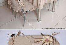 manteles y fundas de silla