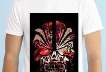 Skulls Men T-shirts
