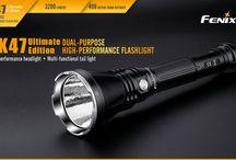 Fenix® TK47 Ultimate Edition -  1300 Lumens