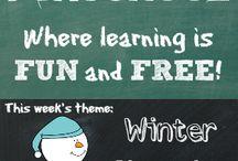 Themed lesson plans