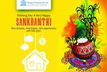 Makara Sankranti / Happy Makara Sankranthi