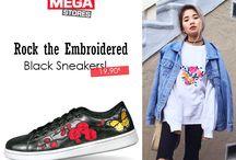 Women's Shoes / Γυναικεία Παπούτσια