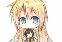 Nisekoi / #ALERT! Ship Raku x Chitoge Kirisaki Chitoge BEST