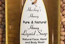 Honey Liquid Soap