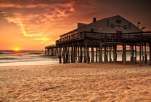 Outer Banks Piers / by Resort Realty Outer Banks