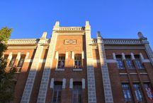 Patrimonio Industrial Madrid