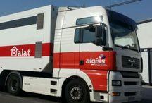Truck Sanitario en Alquiler y Venta / Nuestro truck sanitario está ideado para ofrecer servicio a grandes eventos. Truck sanitario ideal para competiciones deportivas, actos, conciertos y grandes acontecimientos.