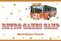 Retro games camp