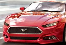 Mustang Prototypes and Concept designs / Ford Mustang Prototypes and Concept designs
