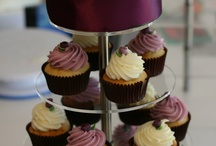 Cakes in cups