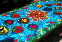 Mosaics / Mosaics I love and which inspire me.