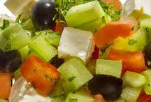 Les salades de Zine