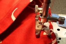 sewing / by Kelly Hanley