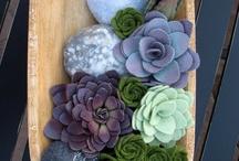 DIY Flores / Tutoriales e ideas para hacer flores en cualquier material. / by Eli Santillana