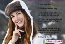 Tips & Tricks for Health and Beauty / Winter is just around the corner, it's time you care for your skin's supple, youthful appearance a little more. Here's what you need to do.