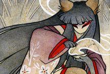 Kitsune Love