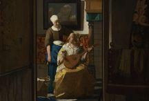 De Gouden Eeuw in De Nederlanden ~ Johannes Vermeer