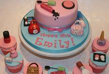Girly cake inspiration