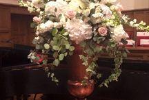 kvety kostol