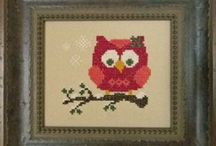 New Cross Stitch for May 2013 / Cross stitch patterns that have been released May 2013! / by Stitch and Frog Cross Stitch