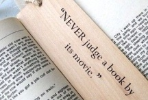 Books and Sayings  / by Bekki Ridgley
