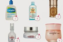 kissable cheeks / Skin care products