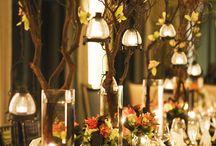 wedding: centerpieces