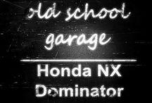 NX DOMINATOR 650 SCRAMBLER / 1993 ENDURO CUSTOM MADE