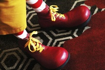 Shiny Red Shoes / What better way to support Ronald McDonald House than with a fabulous pair of shoes?
