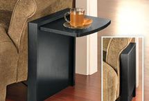 Portable Side Table Apt