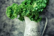 veggies, fruit and herbs