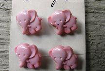 Boutons elephants
