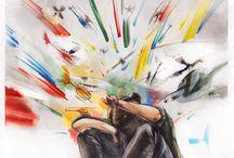 Illustration, Paint & Stuff / by Daniel Knobelsdorf