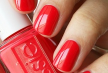 Polish: Get Red-y / That perfect shade of red, orange-red, purple-red, blue-red, pink-red....