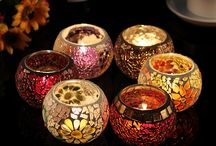 Lamps, Lanterns & Candle Holders