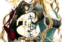 bokura no kiseki volume covers